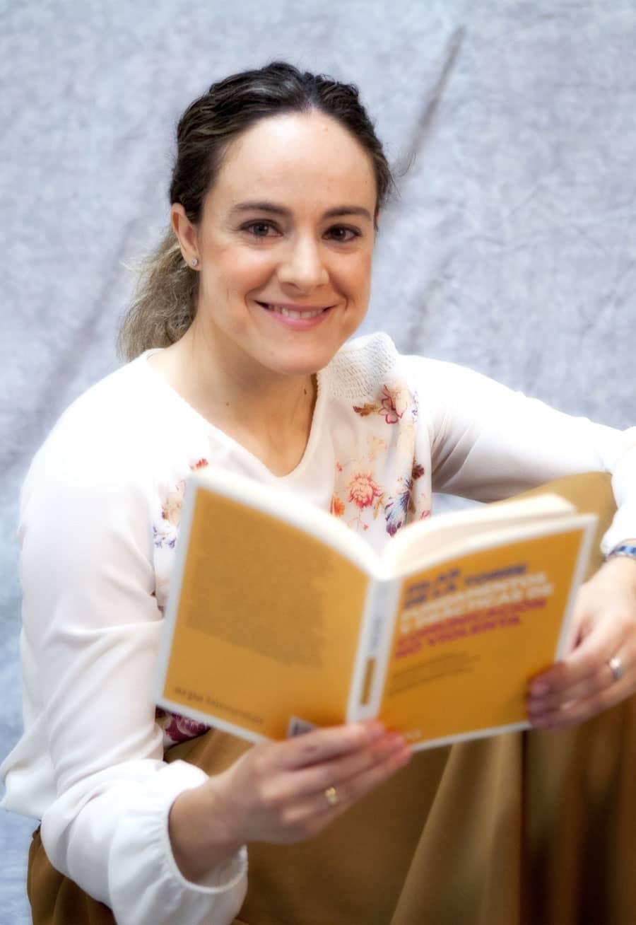 Psicólogos Madrid. Psicóloga - Psicoterapeuta en Madrid. Ana Belén de Pablo. Libro psicología